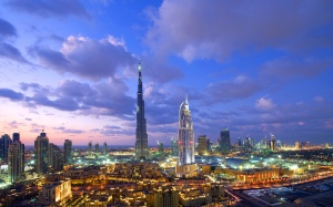 Burj-al-Khalifa-Dubai